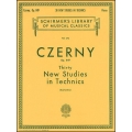Call Store to Check Availability - Czerny: 30 New Studies in Technique, Opus 849