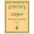 Call Store to Check Availability - Czerny: The School of Velocity, Opus 299