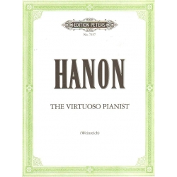 AVAILABLE IN STORE ONLY - Hanon: The Virtuoso Pianist