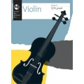 AVAILABLE IN STORE ONLY - AMEB Violin Series 9 Grade Books